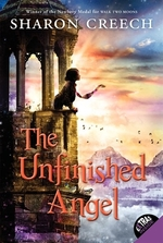 Book cover of UNFINISHED ANGEL