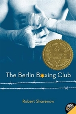 Book cover of BERLIN BOXING CLUB