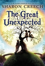 Book cover of GREAT UNEXPECTED