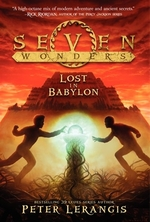 Book cover of 7 WONDERS 02 LOST IN BABYLON