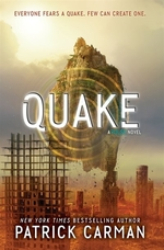 Book cover of QUAKE