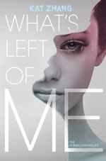 Book cover of WHAT'S LEFT OF ME