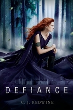 Book cover of DEFIANCE