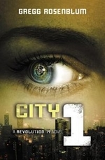 Book cover of CITY 1