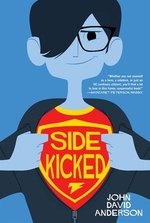 Book cover of SIDEKICKED