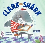 Book cover of CLARK THE SHARK