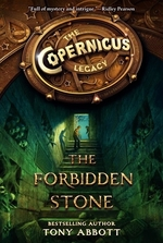 Book cover of COPERNICUS LEGACY 01 THE FORBIDDEN STONE