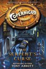 Book cover of COPERNICUS LEGACY 02 THE SERPENT'S CURSE