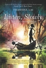 Book cover of LISTEN SLOWLY