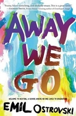 Book cover of AWAY WE GO
