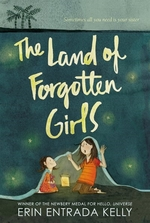 Book cover of LAND OF FORGOTTEN GIRLS