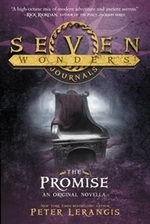 Book cover of 7 WONDERS JOURNALS THE PROMISE