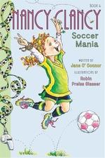 Book cover of NANCY CLANCY 06 SOCCER MANIA