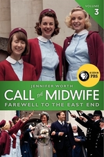 Book cover of CALL THE MIDWIFE