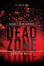 Book cover of DEAD ZONE