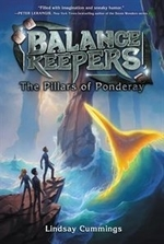 Book cover of BALANCE KEEPERS 02 THE PILLARS OF PONDER