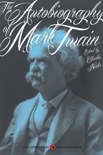 Book cover of AUTOBIO OF MARK TWAIN