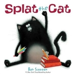 Book cover of SPLAT THE CAT