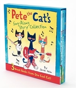Book cover of PETE THE CAT'S SING ALONG COLLECTION
