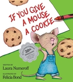 Book cover of IF YOU GIVE A MOUSE A COOKIE SPECIAL EDI