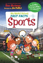 Book cover of MY WEIRD SCHOOL FAST FACTS SPORTS