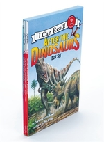 Book cover of AFTER THE DINOSAURS BOX SET