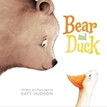 Book cover of BEAR & DUCK