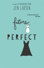 Book cover of FUTURE PERFECT