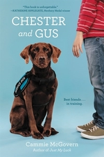 Book cover of CHESTER & GUS