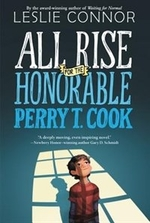 Book cover of ALL RISE FOR THE HONORABLE PERRY T COOK