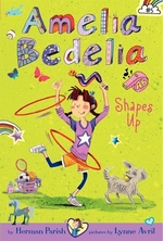 Book cover of AMELIA BEDELIA 05 SHAPES UP