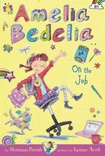 Book cover of AMELIA BEDELIA 09 ON THE JOB