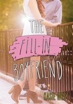 Book cover of FILL IN BOYFRIEND