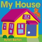 Book cover of MY HOUSE