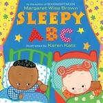 Book cover of SLEEPY ABC BOARD BOOK