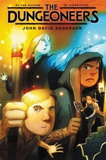 Book cover of DUNGEONEERS