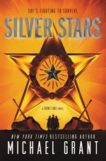 Book cover of FRONT LINES 02 SILVER STARS