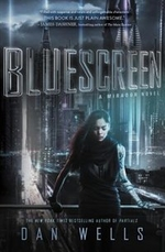 Book cover of BLUESCREEN