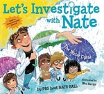Book cover of LET'S INVESTIGATE WITH NATE 01 WATER CYC