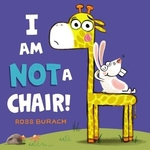 Book cover of I AM NOT A CHAIR