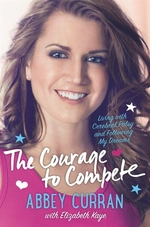 Book cover of COURAGE TO COMPETE