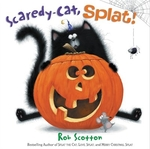 Book cover of SCAREDY-CAT SPLAT