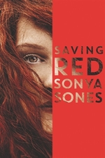 Book cover of SAVING RED