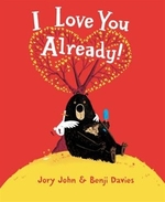 Book cover of I LOVE YOU ALREADY