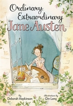 Book cover of ORDINARY EXTRAORDINARY JANE AUSTEN