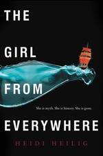 Book cover of GIRL FROM EVERYWHERE