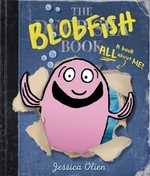 Book cover of BLOBFISH BOOK