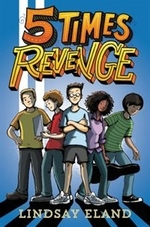Book cover of 5 TIMES REVENGE