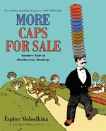 Book cover of MORE CAPS FOR SALE ANOTHER TALE OF MISCH