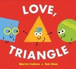 Book cover of LOVE TRIANGLE